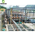 Advanced Plastic Recycling Extruder Machine Project Taiwan