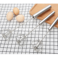 Stainless steel semi-automatic High Quality Egg Beater