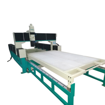 Foam Cnc Water Jet Cutting Machine