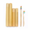 Bamboo Toothbrush Travel Case/Holder