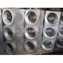 ASTM A105 Forged Female Threaded Tee