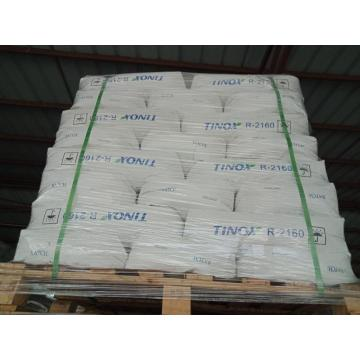REACH Tinox coating grade pigment white solventbased