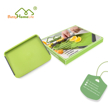 Nonslip Kitchen Chopping Board Hidden Knives Kitchen Tools