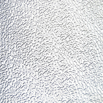 Stucco Embossed Aluminum Sheet
