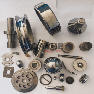 Chinese Machining Factory Custom Tungsten Carbide Parts