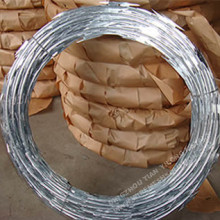 Razor Barbed Wire BTO-10 For Border Using