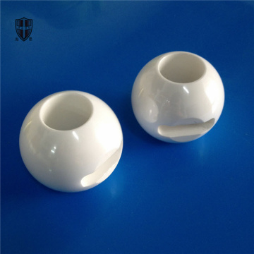 injection molding zirconia ceramic faucet ball valve bush