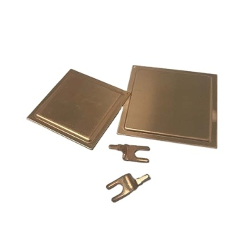 High-demand CNC Machining Parts Brass Flakes