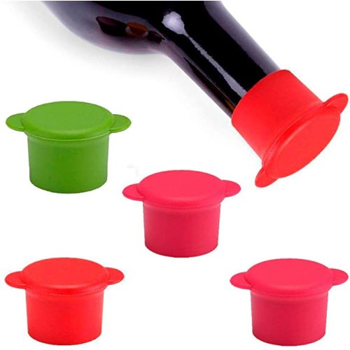 Kitchenware Bottle Caps Reusable and Sealer Covers
