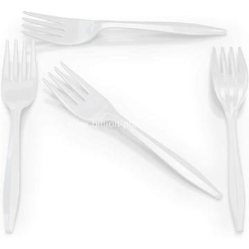 Green Label Eco Friendly Plastic Forks