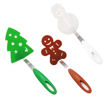 Holiday 3pcs Nylon Spatula