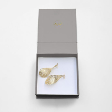 Luxury Jewelry Earrings Gift Box with Magnetic