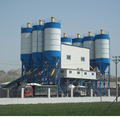 Small HZS180 concrete batching plant pakistan for sale