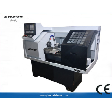 CNC Lathe and Milling Machine