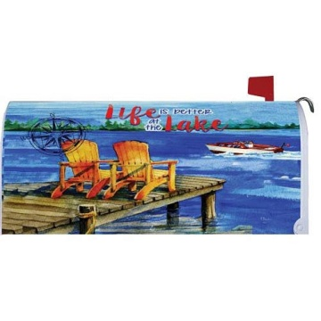 Custom magnetic  SEA TURTLE SCENE Mailbox Cover