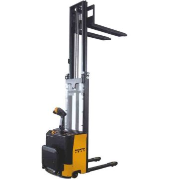 1 ton manual forklift manual pallet stacker
