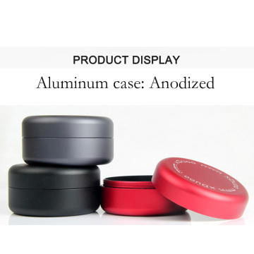 Topreal Xduoo Anodized aluminum earphone case IEM