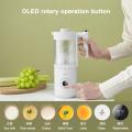 400ml Automatic soybean milk machine household cytoderm breaking machine Multi function Juicer Soya-Bean Milk Stir Rice Paste