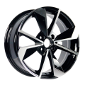 Aluminium Black Machined Face Small Wheels 16x6.5