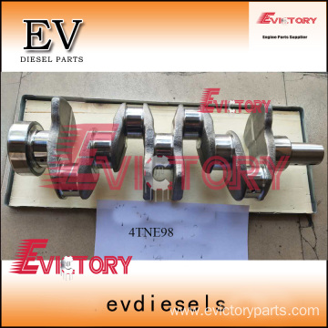 YANMAR engine 4TNV98 bearing crankshaft con rod conrod