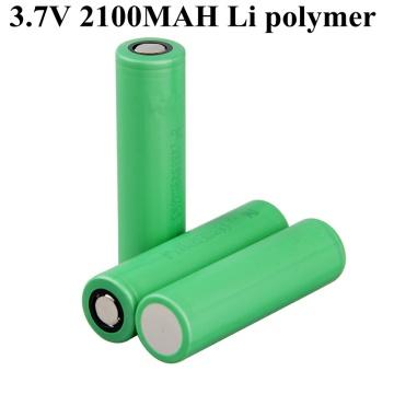 10pcs High Capacity 2100mah 3.7V Lithium Battery 18650 Box Mod Battery Mechanical Mod Battery Electric Tool Batteries