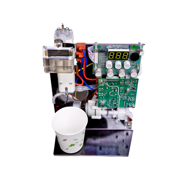 Instant Heating Test Module with Temperature Control
