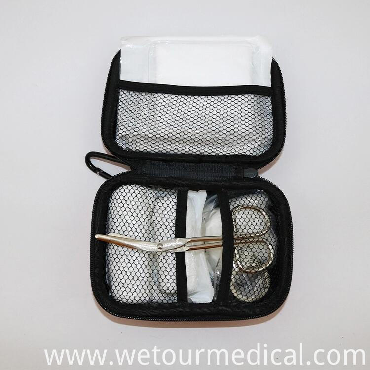 Home Emergency Care Bag