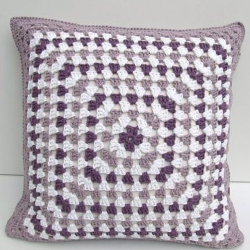Hot Selling Handmade Cushion Cover Knitting Pattern
