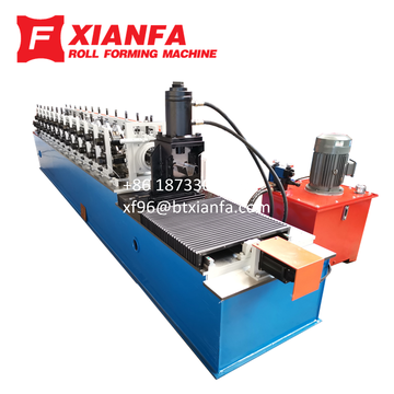 Omega Profile Forming Machine