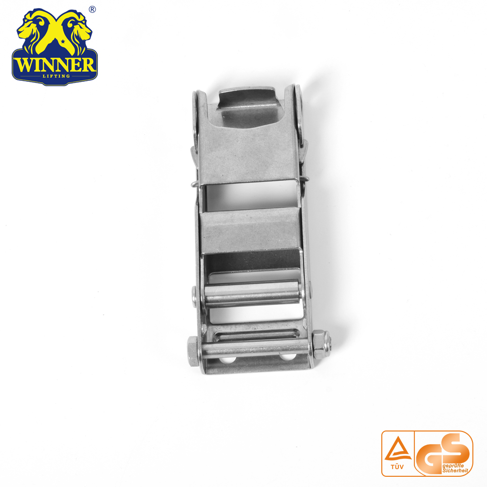 "2"" Heavy Duty Overcenter Buckle With 800kg"