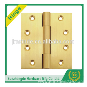 SZD SAH-050BR 2016 New model butt brass door hinge with cheap price