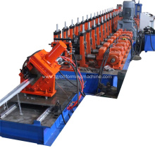 Galvanized Steel Vineyard Trellis Post Roll Forming Machine