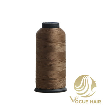 Hair extensions nylon hair weaving thread