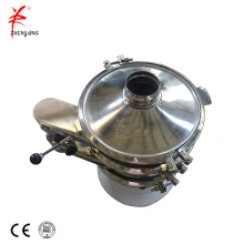 Double rotary rotary soil dan aggregates standard separator sieve sifter machine