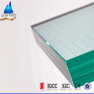 Triplex Tempered Laminated Glass Stair Treads Price