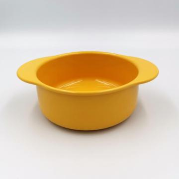 100% Biodegradable Natural Safe Toddler Training Bowl