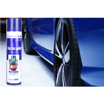 Polishing Car Tire Cleaner Foam Spray
