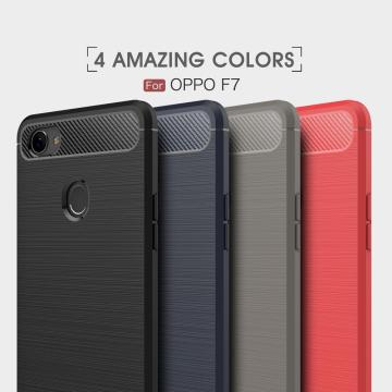 Flexible Soft TPU Scratch Resistant for OPPO F7