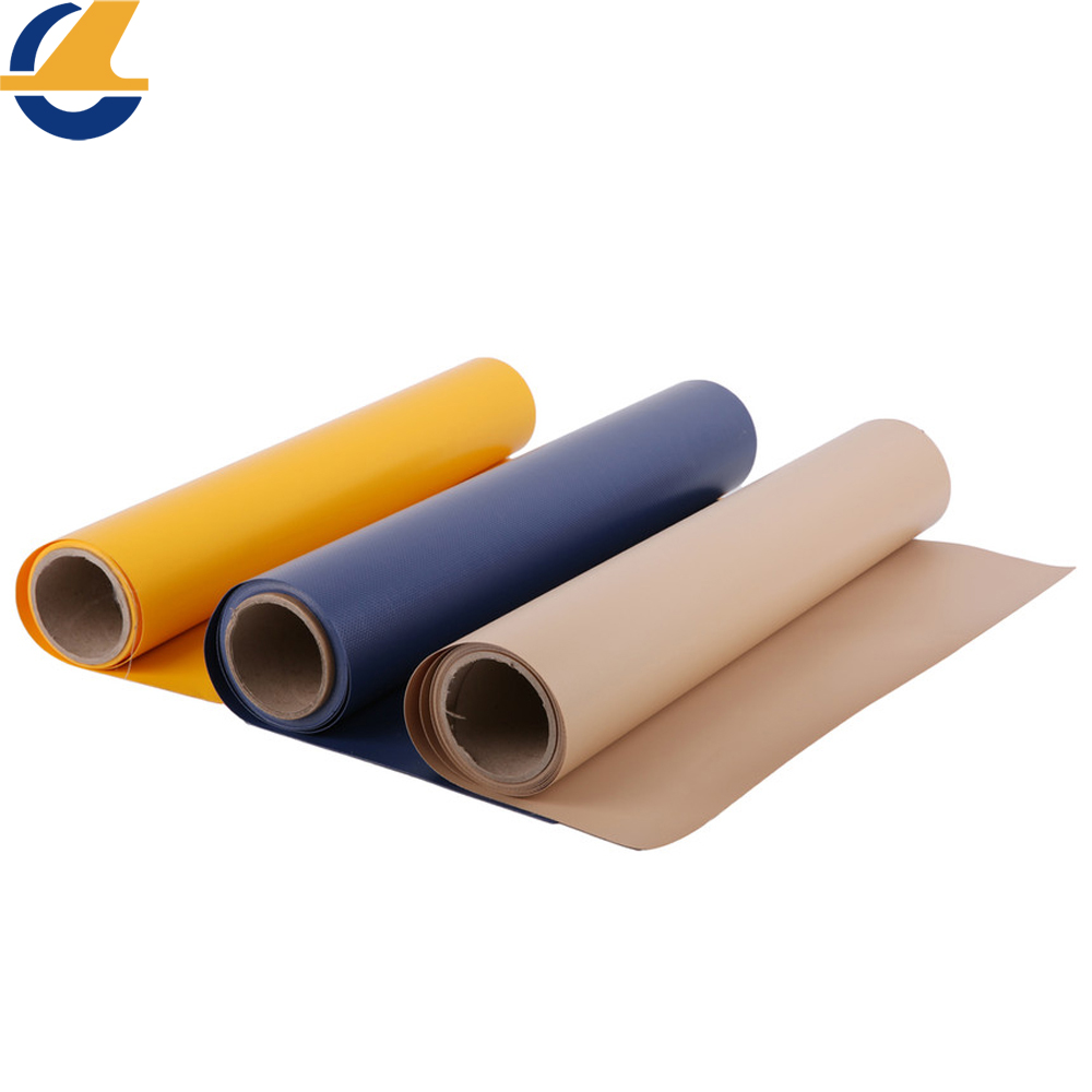 Fireproof Pvc Coated Tarp