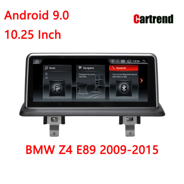 Android Multimedia Screen For Z4 E89