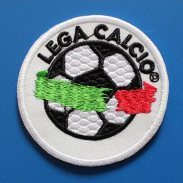 Season armband logo soccer embroidered patches