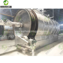 Used Motor Oil Recycling Process Equipment