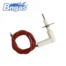 High quality ceramic electrode gas ignition electrode