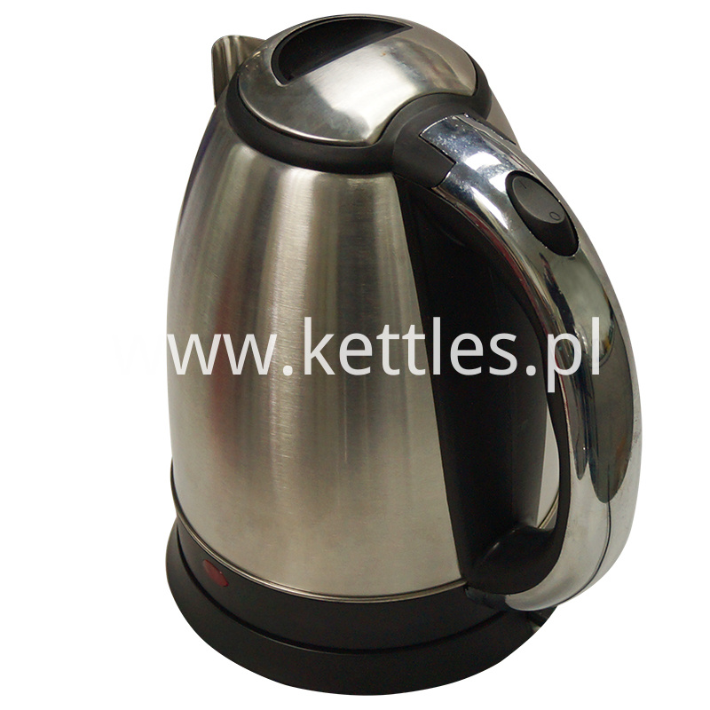 Industrial flask kettle