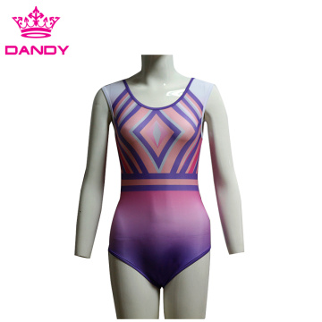 Spandex Custom Leotards For Training