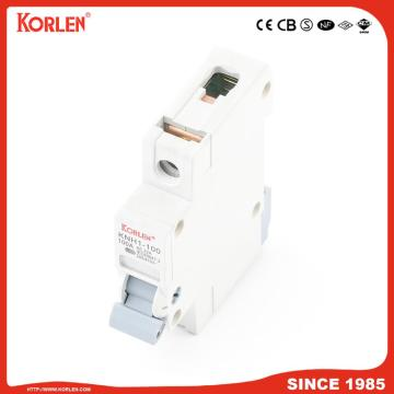 DIN Rail Isolator switch KORLEN KNH1 80A 1p
