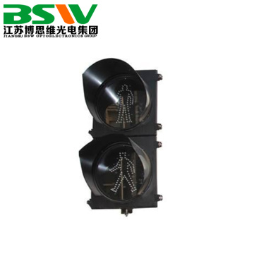 300mm LED Crosswalk Signal Pedestrian Traffic Light