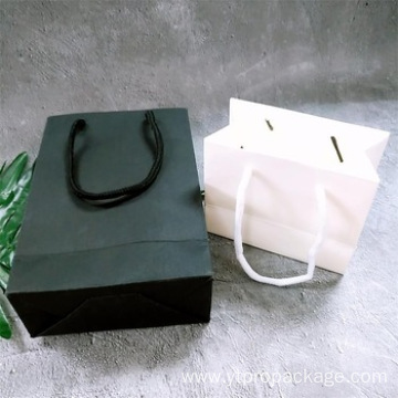 Custom Shopping Paper Bags cloth Promotional Printing Logo