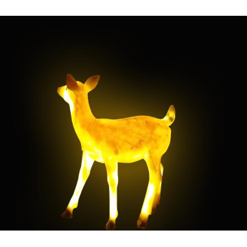 Outdoor Simulation Deer Lights