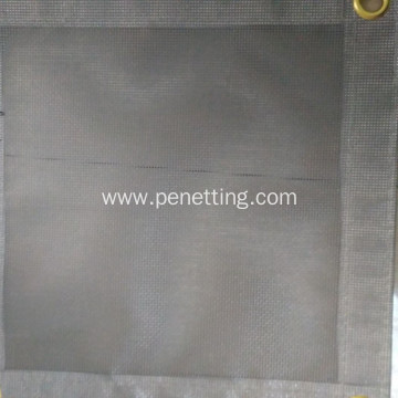 250D 24X24 130GSM 0.6MX6.3M PVC mesh Safety Net